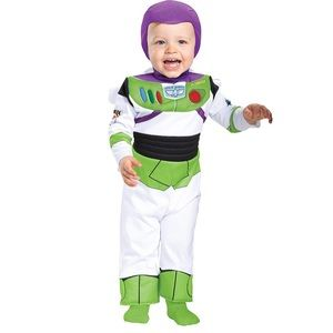 Baby Buzz Lightyear Costume